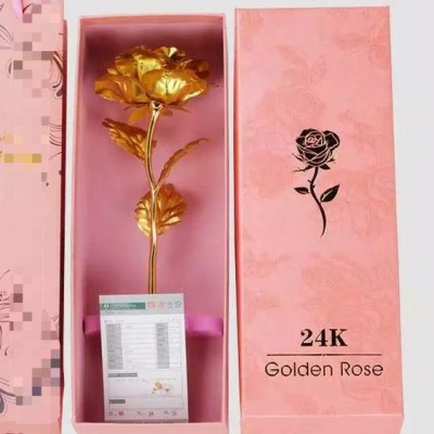 Trandafir Aur-24K Gold Rose