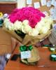 Buchet trandafiri Marshmallow