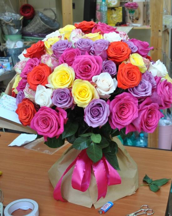 Buchet Trandafiri !Vibes