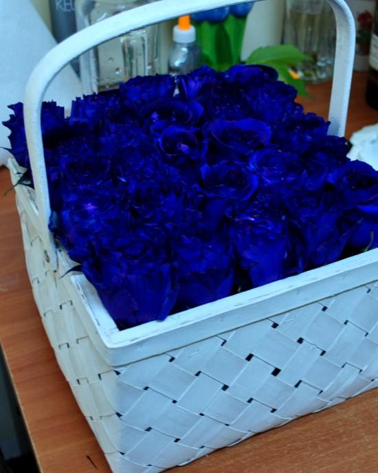 The Bigger Rose Basket