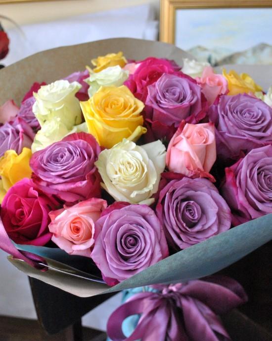 Buchet Trandafiri Marvels