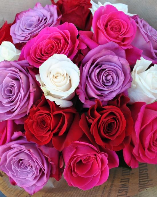 Buchet Trandafiri Nathalie