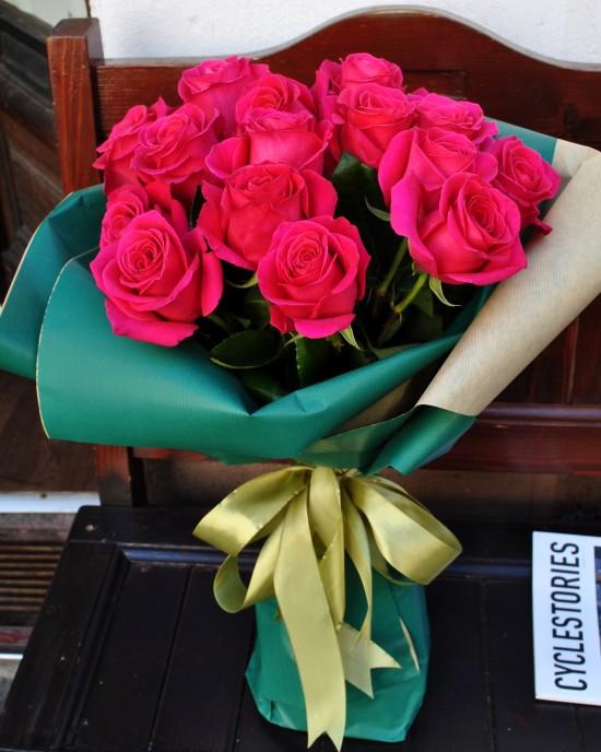 Buchet Trandafiri Pink Floyd